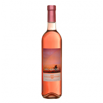 Arc-En-Ciel 2012 of Karam Winery from the Lebanon