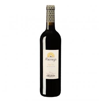 Massaya  Cap Est 2013 bei Weinstore24 - Ihr Spezialist für libanesische und exotische Weine