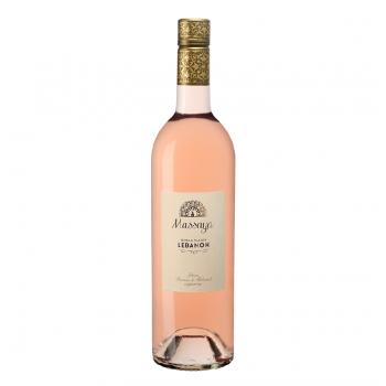 Massaya  Rose 2016 bei Weinstore24 - Ihr Spezialist für libanesische und exotische Weine