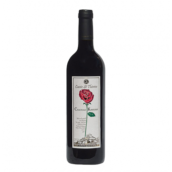 Cuvee Sainte-Therese 2011 Red 0,75L - Khoury of Chateau Khoury from the Lebanon