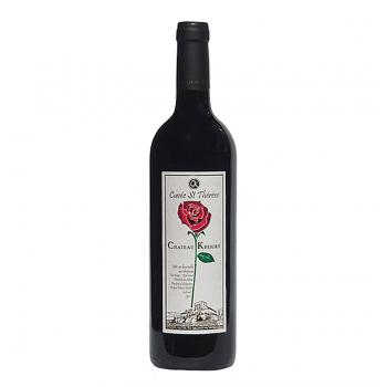 Chateau Khoury  Cuvee Sainte-Therese 2011 bei Weinstore24 - Ihr Spezialist für libanesische und exotische Weine