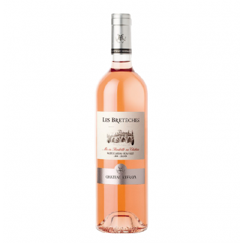 Les Breteches Rosé 2014 of Chateau Kefraya from the Lebanon