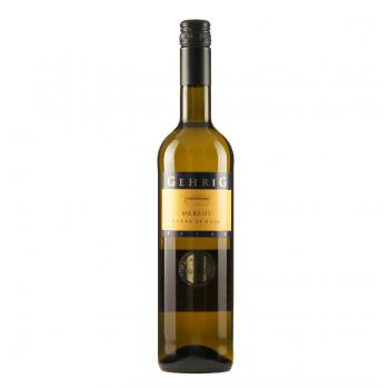 Gehrig  Merlot Blanc de Noir 2017 bei Weinstore24 - Ihr Spezialist für libanesische und exotische Weine