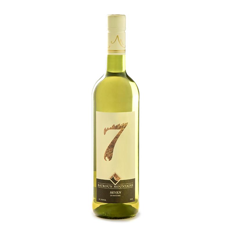 Batroun Mountains  Seven 2013 bei Weinstore24 - Ihr Spezialist für libanesische und exotische Weine
