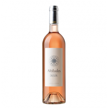 Altitudes 2015 of Ixsir from the Lebanon