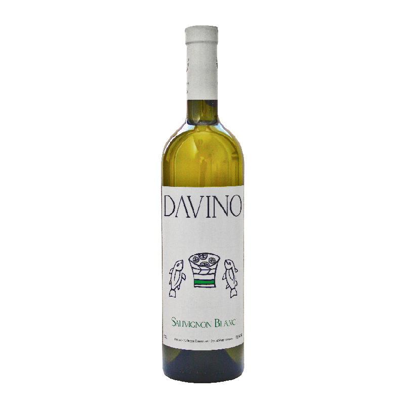 Sauvignon Blanc 2012 of Davino from Romania
