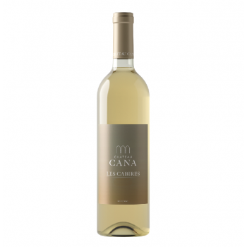 Les Cabires 2018 of Chateau Cana from the Lebanon