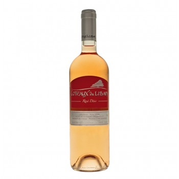Rose Desir 2016 of Coteaux du Liban from the Lebanon