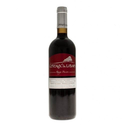 Rouge Passion of Coteaux du Liban from the Lebanon