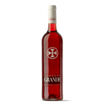 Rose 2013 of Comenda Grande from Portugal