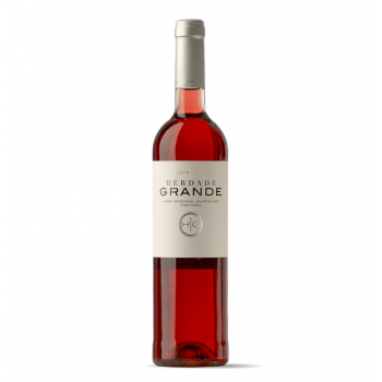Rose 2013 of Herdade Grande from Portugal
