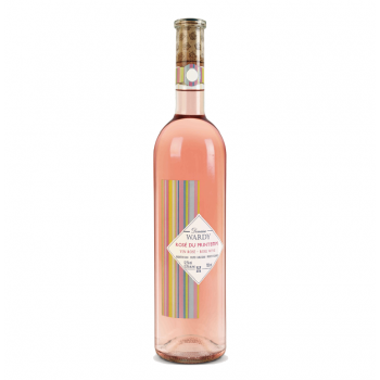 Rose du Printemps 2016 of Domaine Wardy from the Lebanon