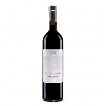 Les Terroirs 2014 Rot 0,75L - Domaine Wardy