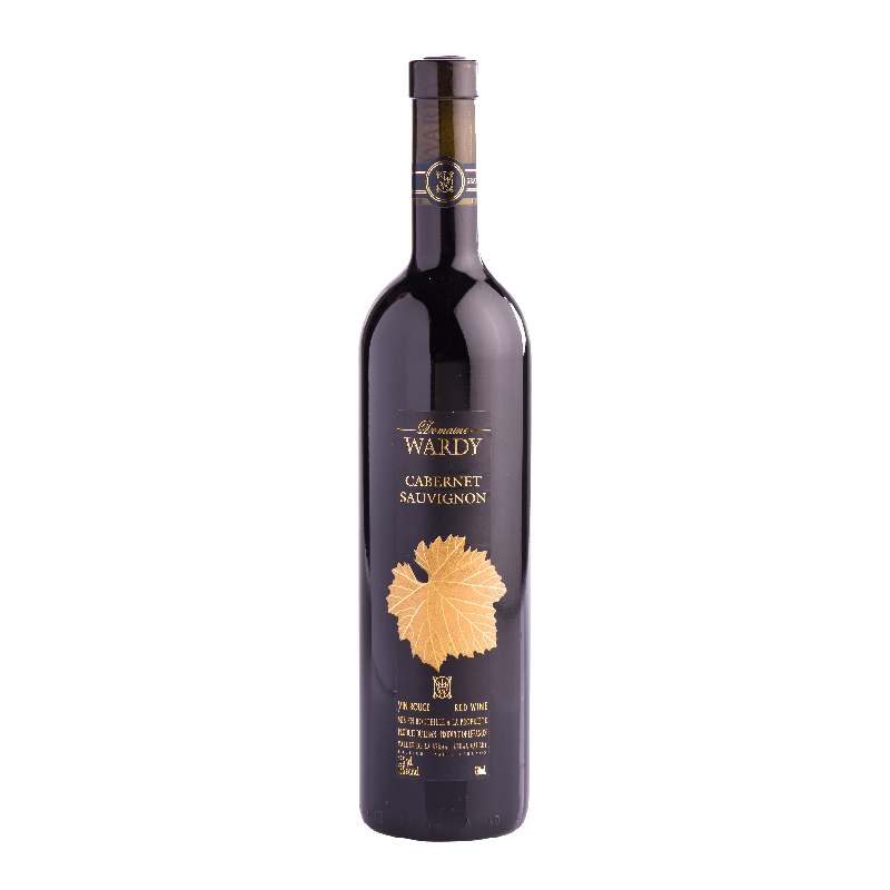 Cabernet Sauvignon 2012 of Domaine Wardy from the Lebanon