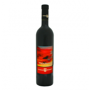 Thouraya 2007 Rot of Karam Winery from the Lebanon