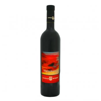 Karam Winery  Thouraya 2007 Rot bei Weinstore24 - Ihr Spezialist für libanesische und exotische Weine