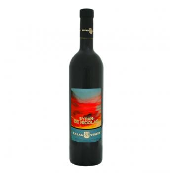 Karam Winery  Syrah de Nicolas 2007 bei Weinstore24 - Ihr Spezialist für libanesische und exotische Weine